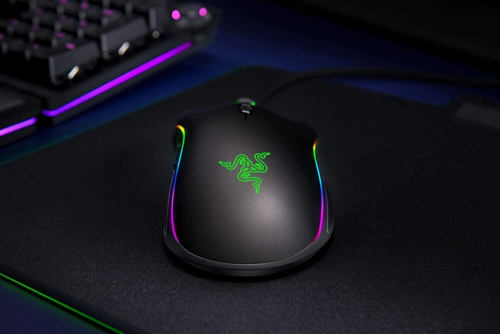 Razor gaming mice
