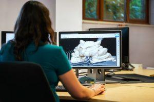 Best Monitors for 3D Modeling