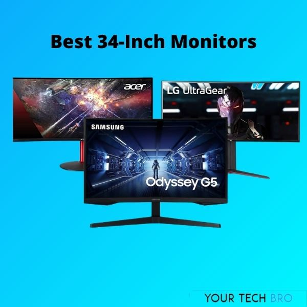 Best 34-inch Monitors