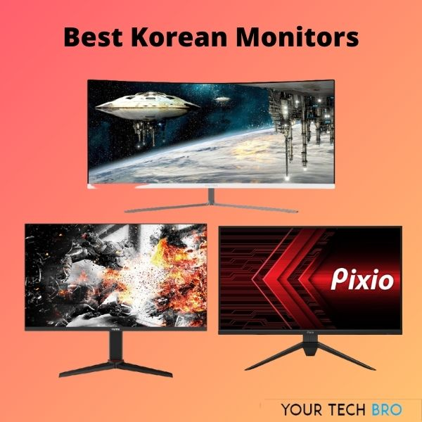 Best Korean Monitors